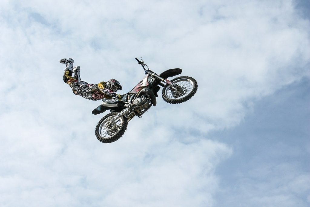 biker 384921 1920 1024x683 - 5 Things Society Once Said Men Should Do