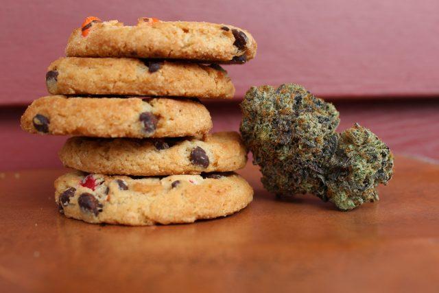 edible marijuana cookies