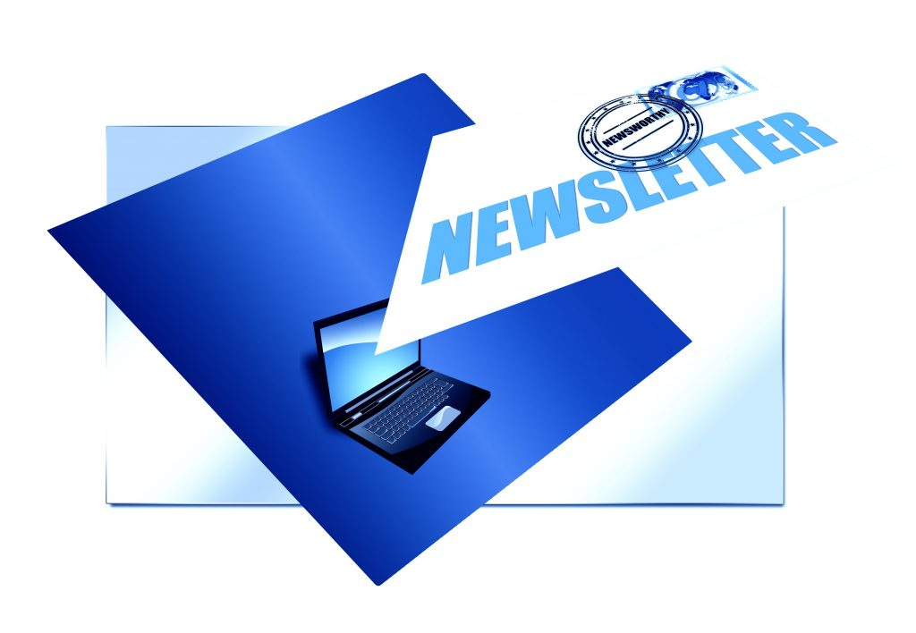 newsletter and electronic mail 1024x708 - How to Grow Online Business? Scalable Ways to Learn