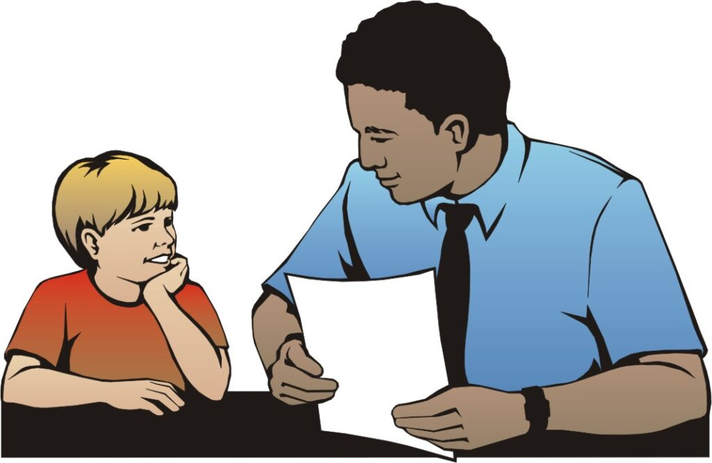 Social Worker Cartoons drawing 1024x667 - What are the Careers in Forensic Psychology?