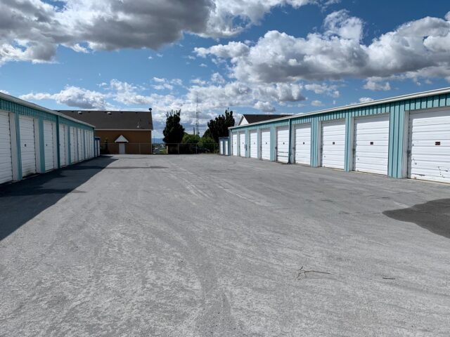 How to Pack a Self-Storage Unit
