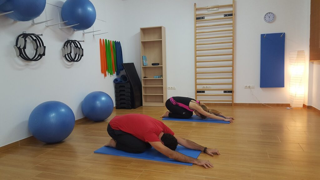 pilates 1950971 1280 1024x576 - Exercising for Seniors - Here Are a Few Effective Options