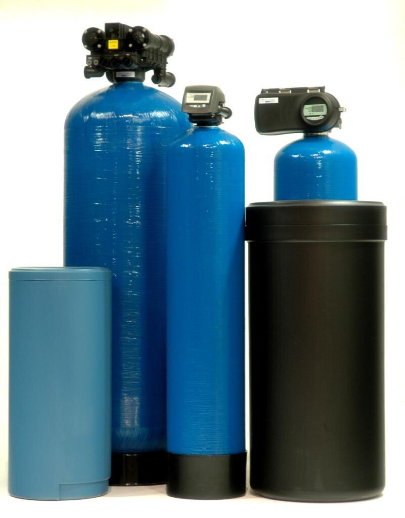 photo cylinders for water softener 801x1024 - A 4-Step Guide on Buying the Perfect Water Softener