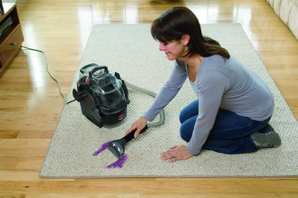 Bissell 3624 SpotClean Professional Portable Carpet Cleaner Corded N3 1024x680 - Top Reasons to Employ a Professional Carpet Cleaner