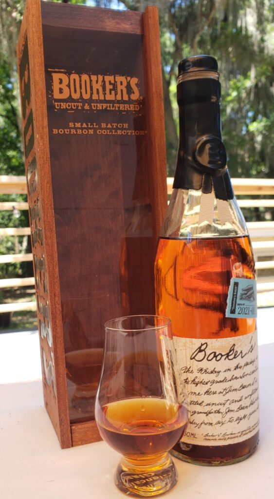 Bookers 563x1024 - Wine and Sprit Review Episode 12 (All in the Beam Family)