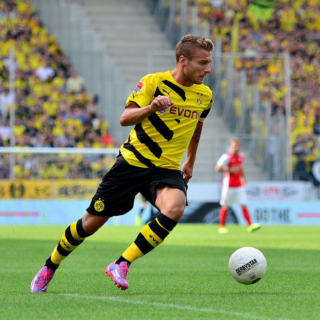 Ciro immobile bvb 2014 cropped 1024x1024 - Could an Outsider Win Euro 2020?