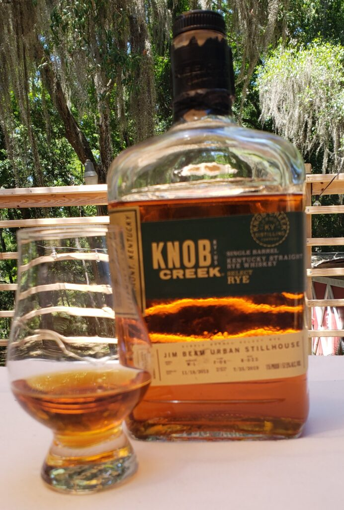 Knob Creek Rye 692x1024 - Wine and Sprit Review Episode 12 (All in the Beam Family)