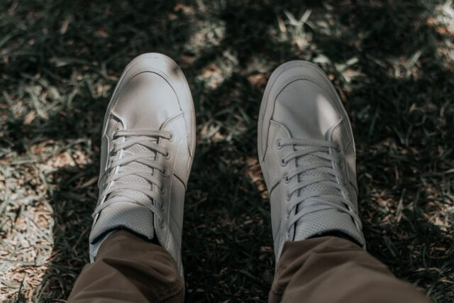 White men's shoes – hit or miss?