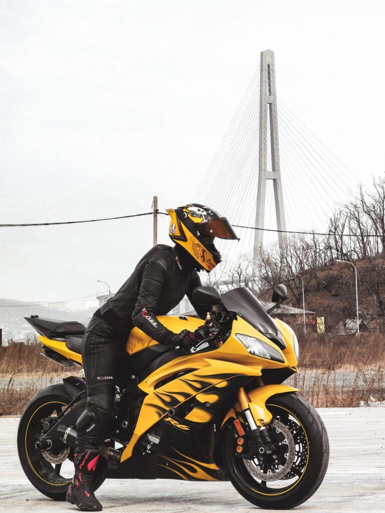 vlad dyshlivenko kgYfp9Fwk8Y unsplash 768x1024 - 3 Reasons to Always Wear Your Motorcycle Helmet in Atlanta