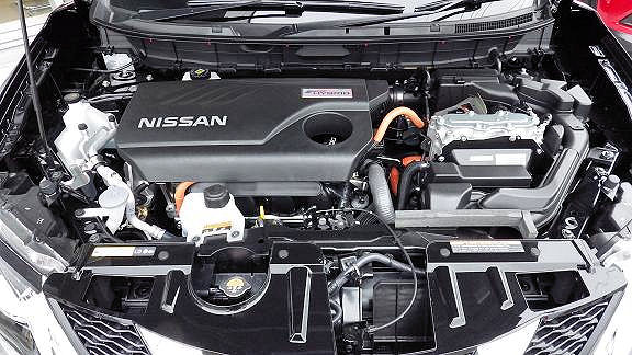 Nissan X Trail 20X HYBRID T32 Engine 479 1 2045 - A Look at Different Nissan Engine Types