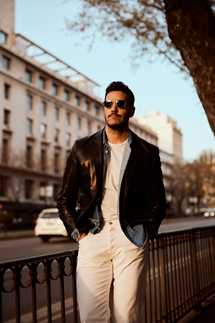 Pala Leather 2 - How To Choose a Leather Jacket That Suits You
