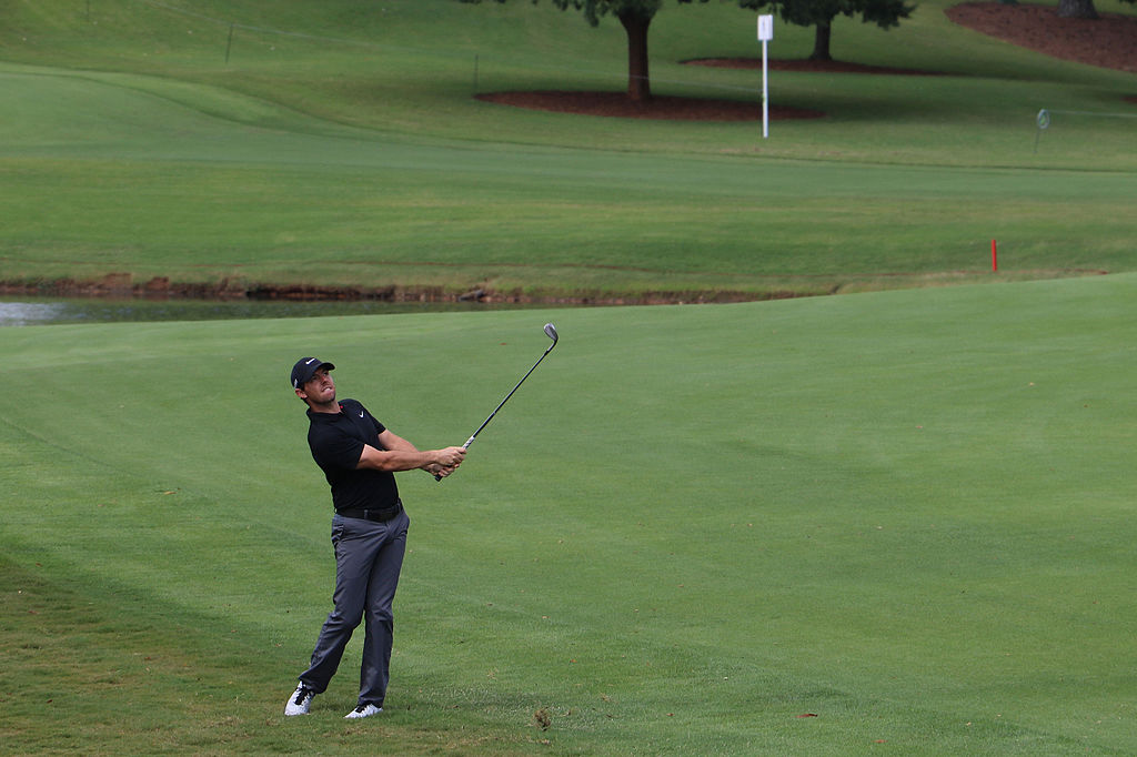 Rory McIlroy TOUR Championship - Wells Fargo Golf Championship Review