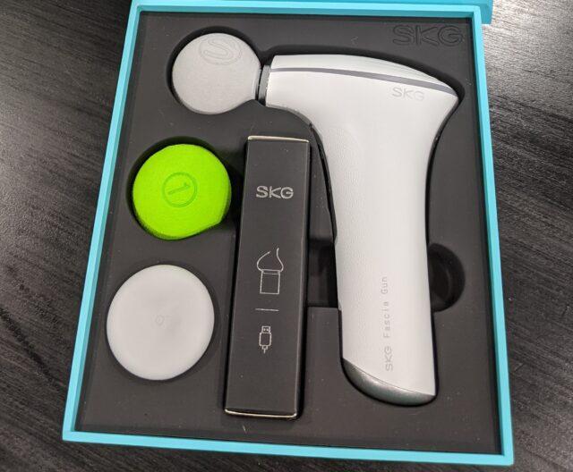 SKG F5 Portable Massager