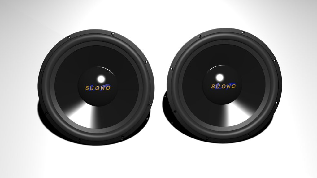 Two car speakers 1024x576 - Car speakers: What to look for when you want to change new speakers