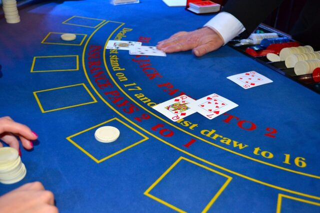 A Gentleman's Guide to Casino Success and Etiquette