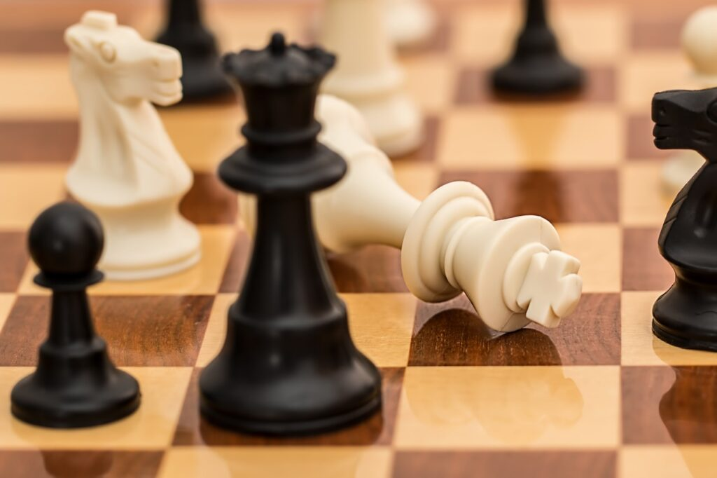 checkmate 1511866 1280 1024x682 - 7 Mind Sports You Should Learn to Play