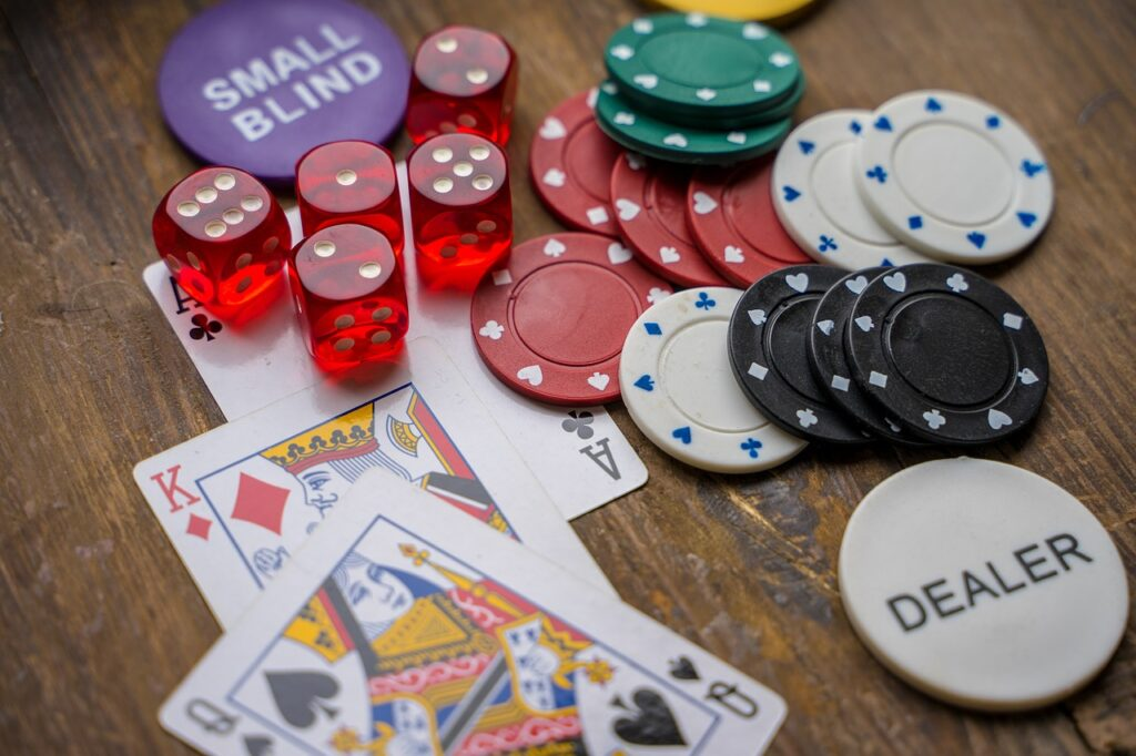 gambling 4178461 1280 1024x682 - How to Host the Perfect Casino Night at Home