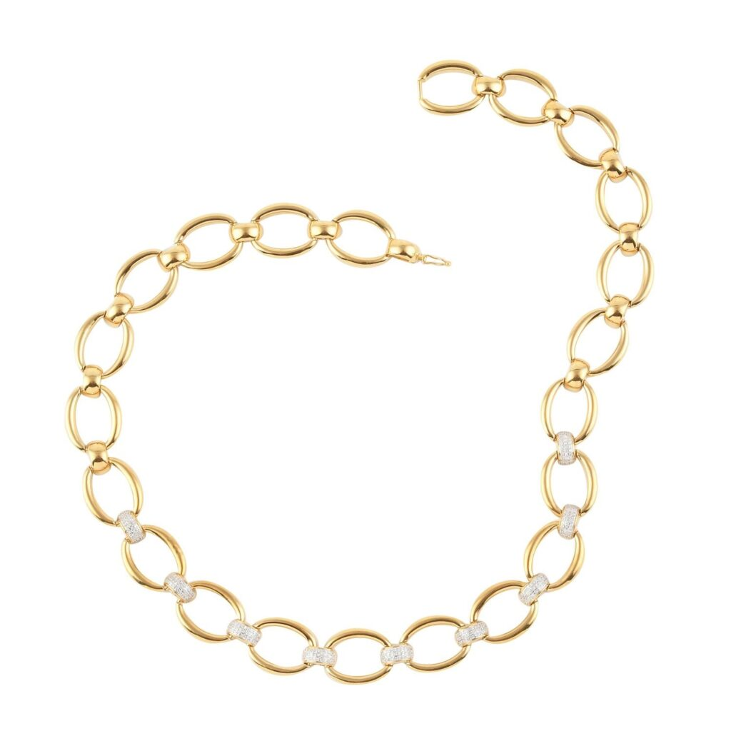 Chain Necklace 1024x1024 - Necklaces to Match with Elegant Dresses for the Perfect 2021 Dinner Date