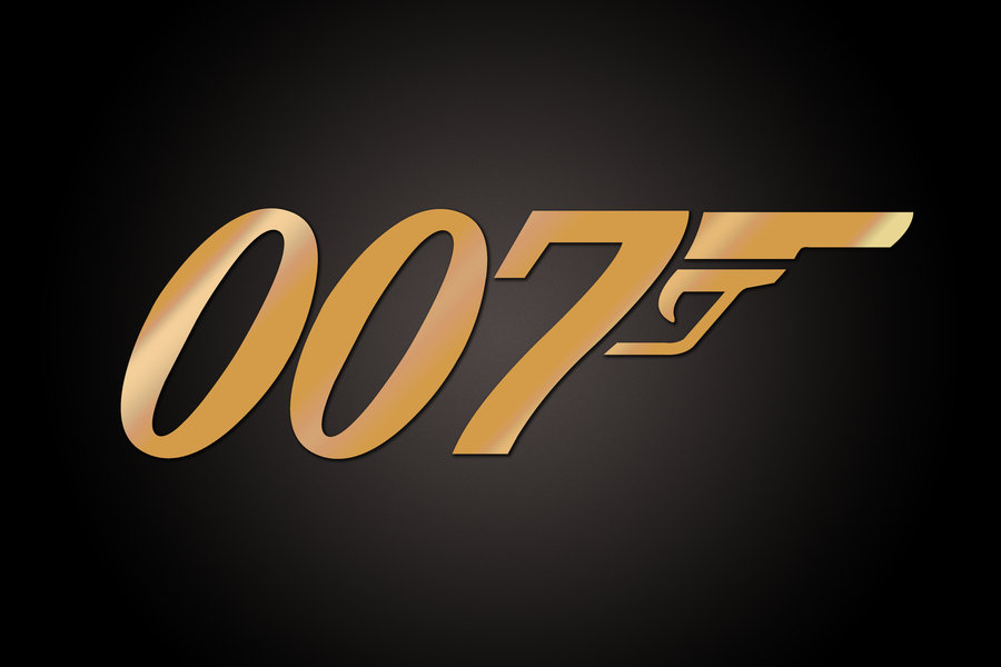 James Bond 007 Logo drawing - You, too, can be as smooth as James Bond. Here's how.