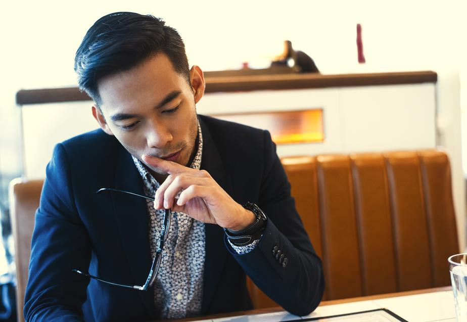 casual mens fashion at diner table - Buying a Used Vehicle – 6 Things to Consider For When Purchasing Second-Hand