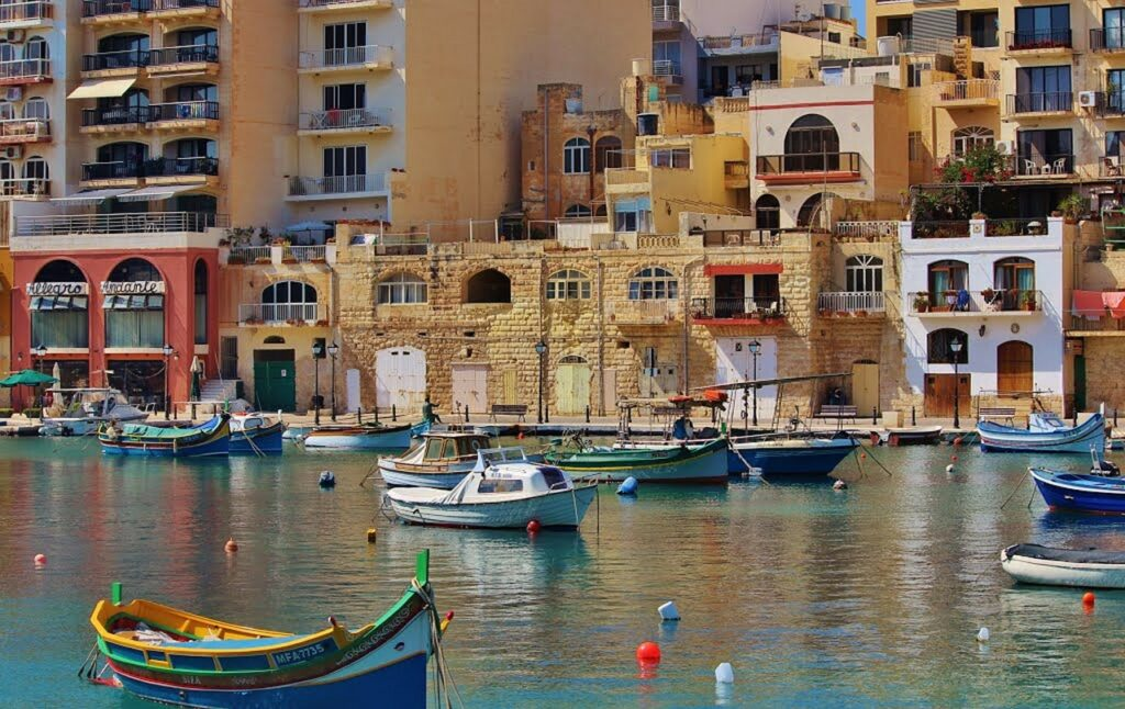malta 292181 1280 1024x646 - Gambling Tourism in Europe: Features and Tips