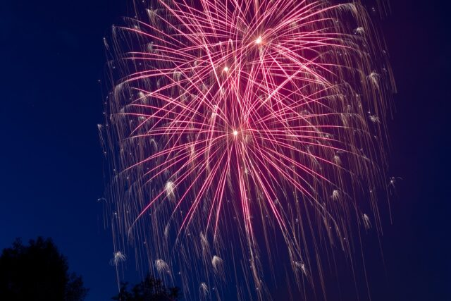 The Conscientious Fireworks Display