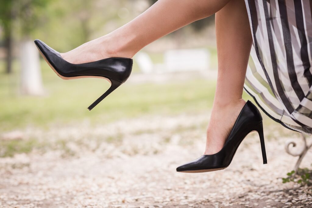 shoe 2538424 1280 1024x683 - The Connection Between Your Shoes and Spine According to Dr. Glenn L. Keiper Jr MD