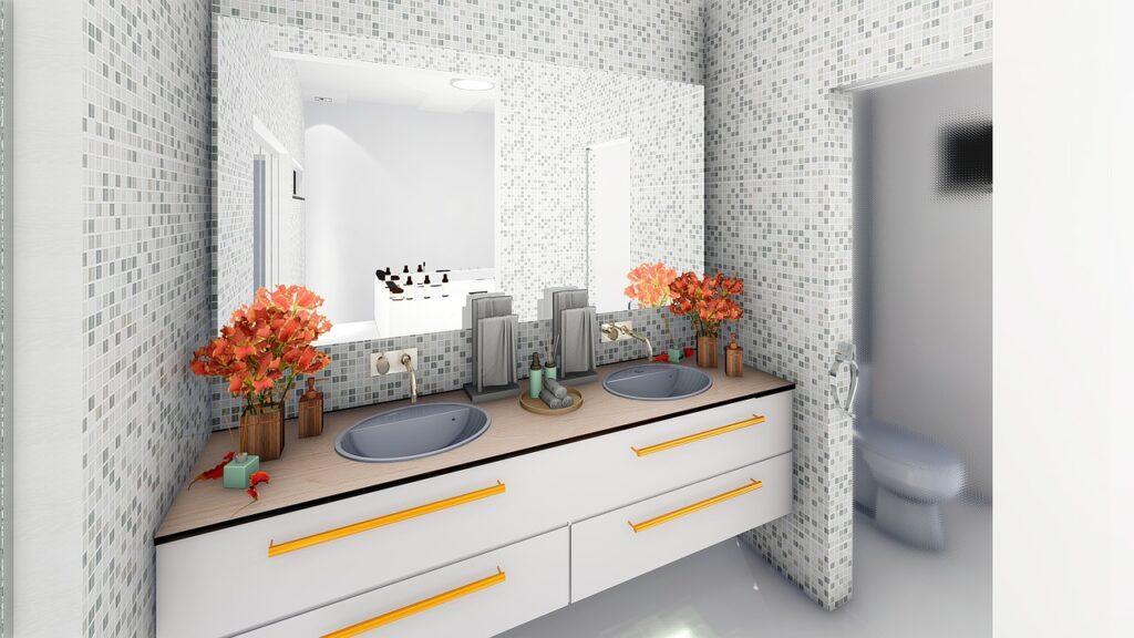 bathroom 2658976 1280 1024x576 - 9 Tips For Renovating Your Bathroom