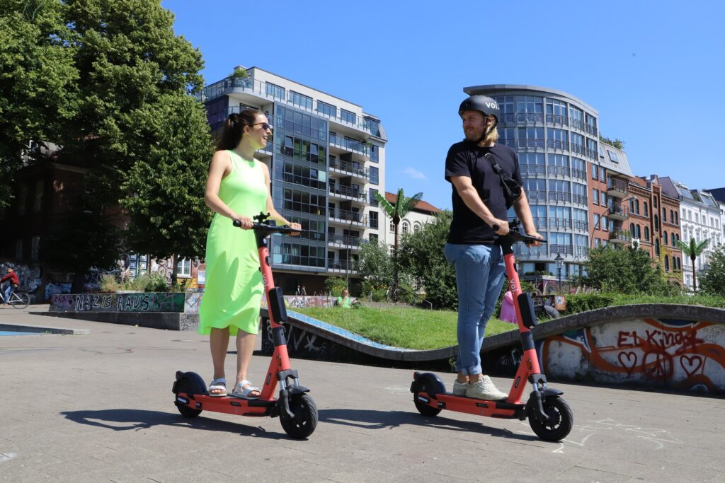christina spinnen mFGcZgjhADc unsplash 1024x683 - The Reasons Behind the Soaring Popularity of E-Scooters in 2021