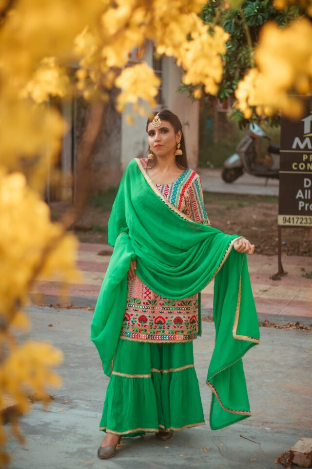 5 Off-Beat Women's Kurti Designs for All You Fusion Lovers
