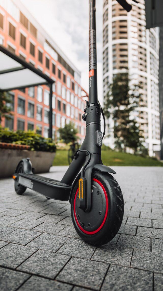 Rental E-Scooter