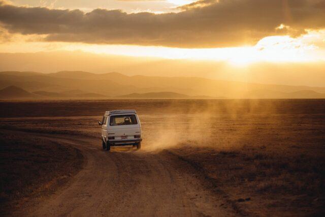 Travel in New Zealand by Car/Minivan