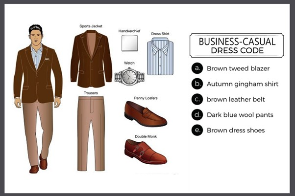 Business Casual - Fancy Casino Dress Code for Men: 40 Ideas on How to Dress at a Casino