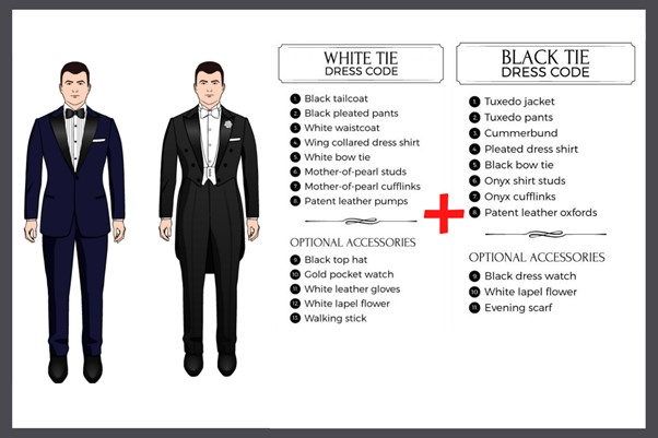Formal - Fancy Casino Dress Code for Men: 40 Ideas on How to Dress at a Casino