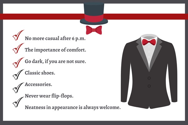 General Rules - Fancy Casino Dress Code for Men: 40 Ideas on How to Dress at a Casino