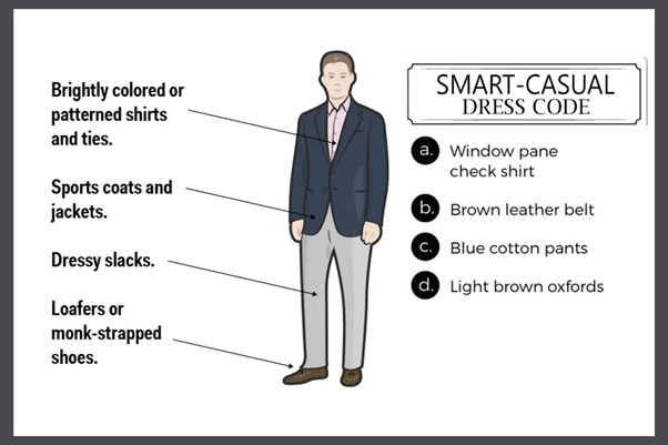 Smart Casual - Fancy Casino Dress Code for Men: 40 Ideas on How to Dress at a Casino