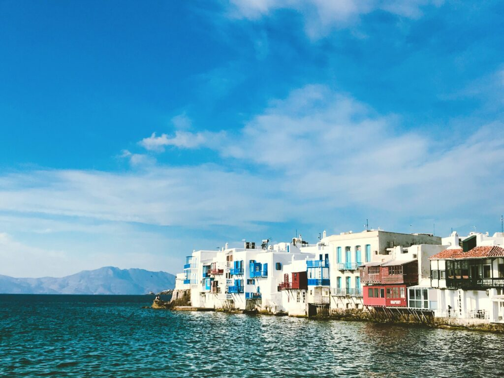 alex korolkoff NqIeLHeOOCU unsplash 1 1024x768 - Best Greek Islands to Visit - Top 5
